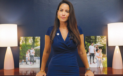 Danielle Cohen Higgins: County commissioner targets airport and tourism recovery