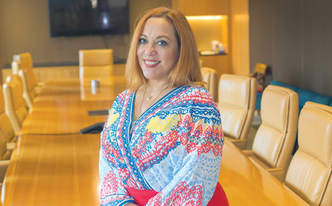 Jacqueline Calderín: Chairs the board of New World School of Arts Foundation