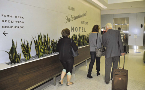 Three firms deal to build hotel at Miami International Airport
