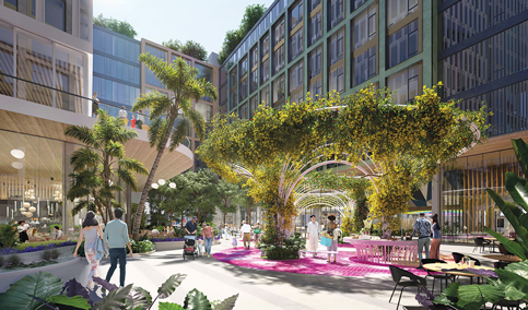 Action on vast Wynwood project deferred for changes