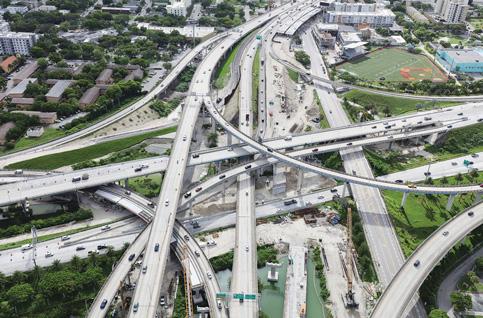 Lane closures, traffic shift coming in I-395 mega-change