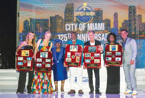 Historians make history at Miami's 125th birthday extravaganza