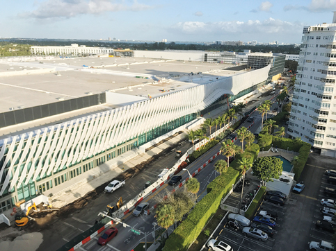 Firm hunts Miami Beach Convention Center naming rights deal