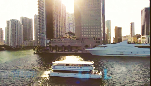Ferry linking Miami to Miami Beach to cast off this month