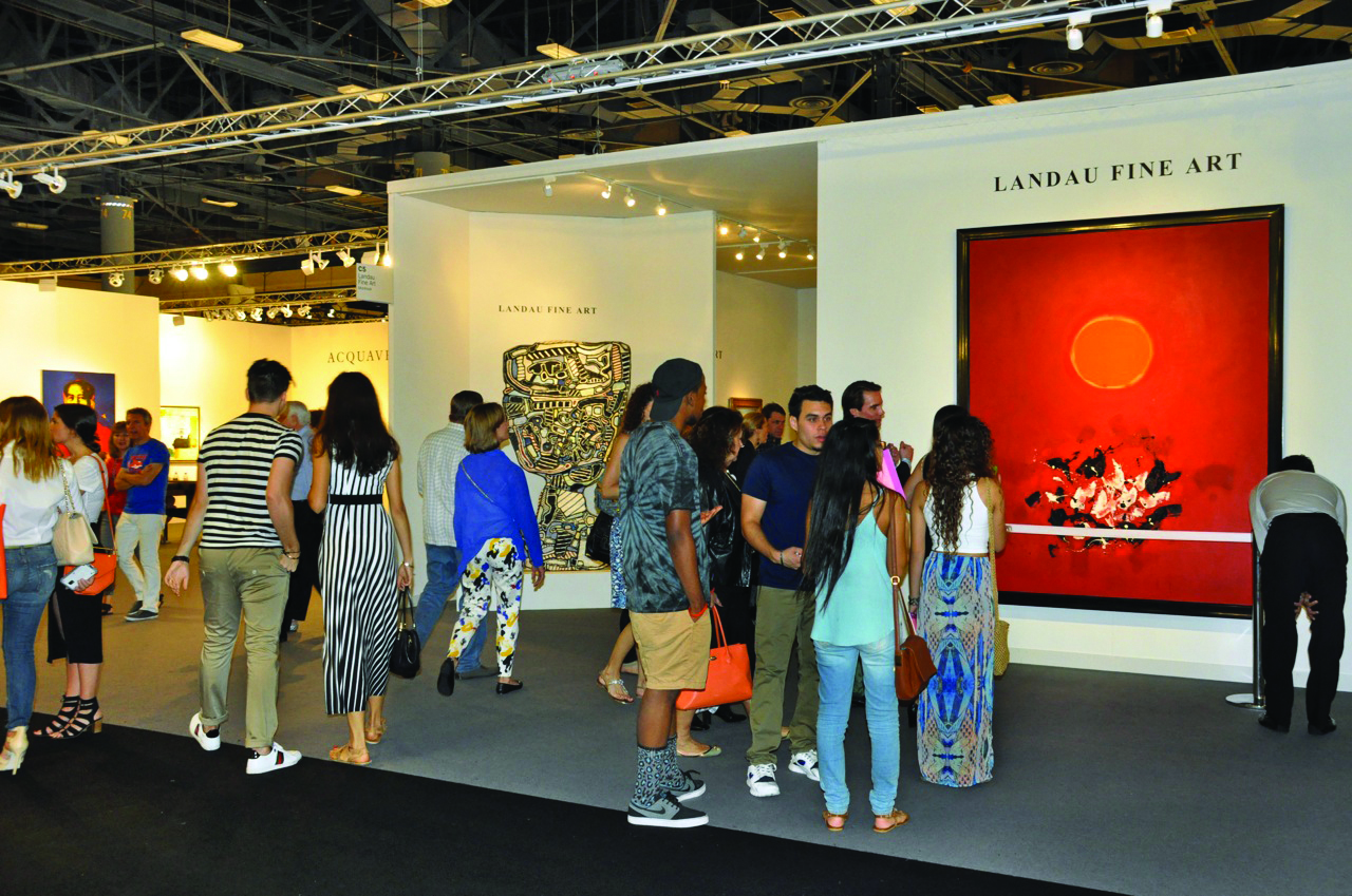 With discounted lease, Art Basel return targets safety