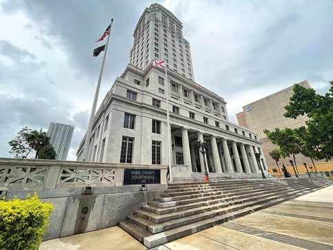 Vital Dade County Courthouse repairs won't be done until 2023