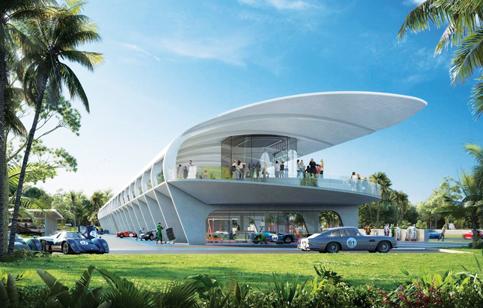 Work to begin on luxury auto track Drivers Club Miami