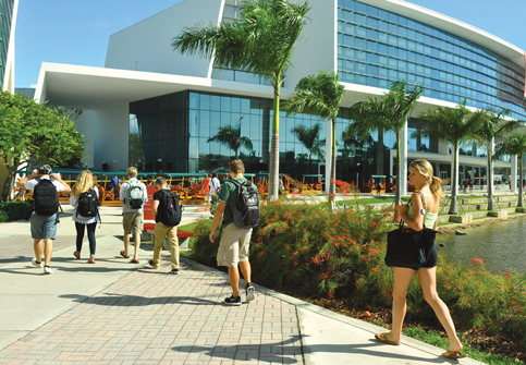 University of Miami freshman class grows by about 300
