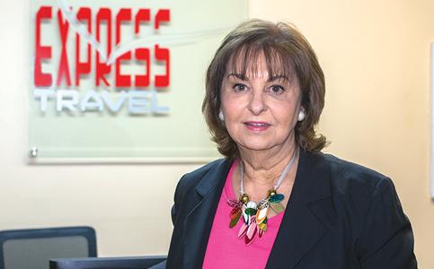 Olga Ramudo: Company founder optimistic about travel industry's future