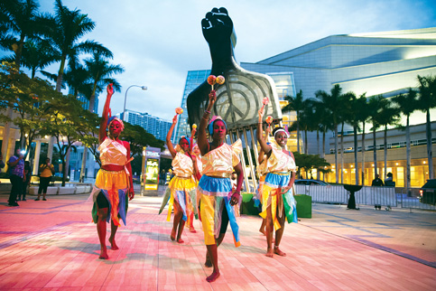 Arsht Center works hard to welcome back audiences