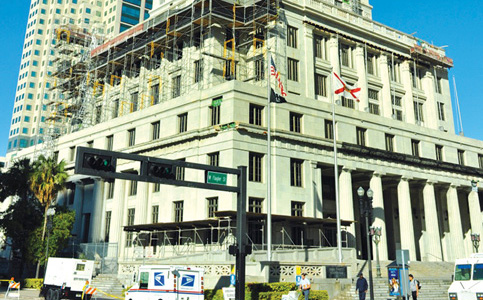 Only two bid to repair shuttered Dade County Courthouse