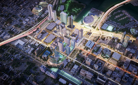 New Miami Worldcenter occupants set to open in 2022
